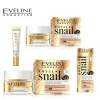 Eveline Anti Ageing Royal Snail Anti Wrinkle Face Line Eye Cream Face Care Mask