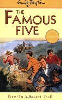 Five On A Secret Trail: Book 15 (Famous Five),Enid Blyton