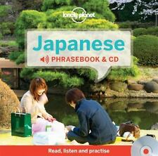 Japanese Phrasebook: By Lonely Planet Publications Staff