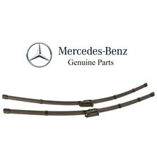 For Mercedes W166 ML350 Front Windshield Wiper Blade Set Genuine 166 820 10 45