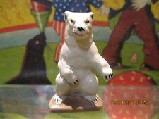 """Quiralu """"Le cirque""""  série les animaux """" L'ours blanc assis (2) """""""