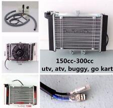 Radiator Engine Cooler Fan for 150CC 200CC 250CC ATV QUAD BIKE GO KART BUGGY