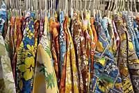 "Tommy Bahama XL (Chest = 25.5"" - 28"" Across) Silk Short Sleeve Hawaiian Shirts"