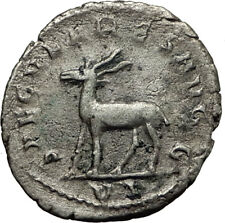 PHILIP I the ARAB 248AD 1000 Years of Rome Colosseum ANTELOPE Roman Coin i65424