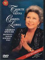 Christa Ludwig : Tribute To Vienne, Charles Spencer / Beethoven, Mahler / Wolf
