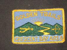 golden trails crescent bay area patch cjp ms