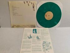 """THE DECEMBERISTS Castaways and Cutouts MARBLED GREEN Color vinyl 12"""" LP Meloy"""