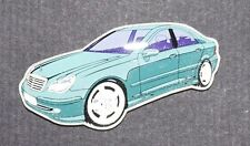 Mercedes-Benz C-Klasse grün PIN