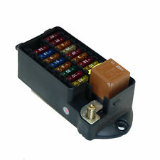 CAV COMMERCIAL FUSE BOX WITH 5 FUSES FITTED PART NO 1800700