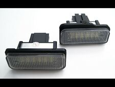 Mercedes Benz C S203 Wagon E W211 C219 SLK R171 LED Number License Plate Lights