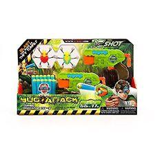 Zuru X-SHOT - Bug Attack-Predator TK-3 Combo Pack Toy