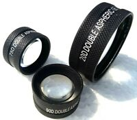Brand New Lens 20D 90D & 78D Set of Three Free Shipping Worldwide Ophthalmology