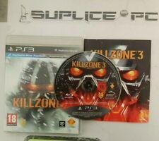 KILLZONE 3 (AVEC NOTICE) -PS3- JEU FR