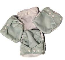 New ListingLot Of Fuzzibunz Perfect Size Xs Cloth Diapers, Pocket Diapers, Newborn Size