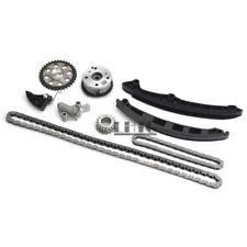 9Pcs Timing Chain Tensioner Adjuster Unit Kit For VW AUDI SKODA SEAT 1.6 1.4 TSI