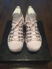433d8734973 Nike Zoom KD 9 Elite Men s Sz 8.5 Pearl Pink Dust Basketball Shoes Kevin  Durant