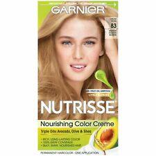 Garnier Nutrisse Nourishing Hair Color Creme, 83 Medium Golden Blonde