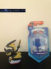 SKYLANDERS LEGENDARY BLADES & Bonus Trap Trap Team FREE POST