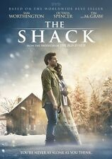 The Shack (DVD,2017)