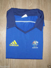adidas Polyester V Neck Short Sleeve T-Shirts for Women