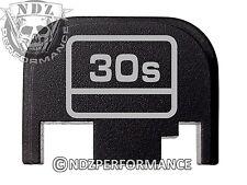 for Glock Rear Plate 17 19 21 22 23 27 30 34 36 41 Blk G1-4 G30s Model