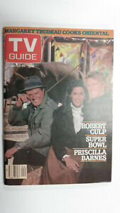 TV GUIDE Canada GREATEST AMERICAN HERO Vol 6 #4 - January 23 1982 - Issue No 265