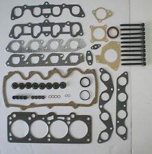 Testa Guarnizione Set & Bulloni Ford Escort Fiesta 1.6 RS TURBO RS1600 CVH VRS