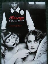 """ELLEN VON UNWERTH - """"REVENGE"""" Poster (27in x 20in) - Sexy/Rare!"""