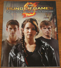 The Hunger Games: Official Illustrated Movie Companion (2012, Paperback) NEW!!!