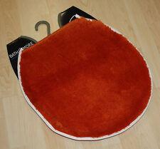 Tappeto da bagno STRISCIA COPERCHIO 47x50 cm arancione