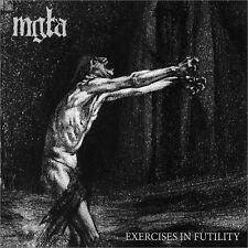 Mgla - Exercises In Futility, Black Edition (Pol), LP