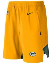 Greenbay Packers Nike Player Flex Practice Shorts AO3848-739 Size XL