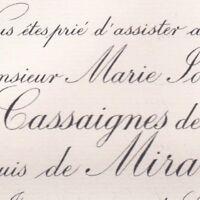Joseph De Cassaignes De Beaufort De Miramon-Fargues Paris Le Puy 1912 Député