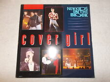 Vinyl 12 inch Record Single New Kids On The Block Cover Girl 1990