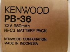 Genuine Kenwood Pb-36 battery for th-235A