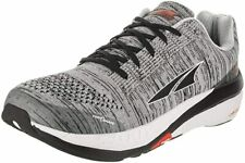 ALTRA Men's Paradigm 4.0 Running Shoe, Gray/Red, 11 D(M) US