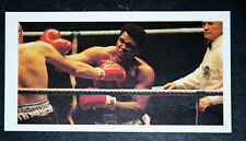 MUHAMMAD ALI   The Greatest    Heavyweight Boxer     Photo Card # VGC
