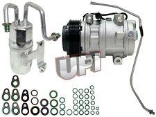 07-09 Dodge Ram 2500 3500 4500 5500 Complete A/C Kit 6.7L Compressor Accumulator