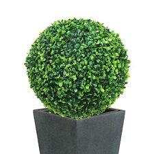 ca. 40 cm Ø  Buchbaumkugel  CLASSIC künstlich Buchsbaum Kugel wie echt !
