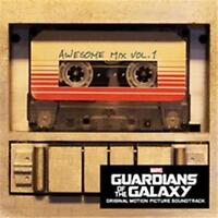 GUARDIANS OF THE GALAXY Awesome Mix Vol. 1 Original Soundtrack CD BRAND NEW