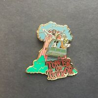WDW Disney - MGM Tower of Terror Mickey & Goofy Disney Pin 4932