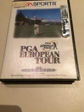 PGA European Tour Golf EA Sports Spiel Sega Mega Drive Genesis
