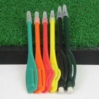 Plastic Golf Acces Score Card Golf Scoring Pen Pencil Scoring Pens Score W1X7
