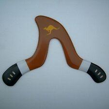 Wood Boomerang Genuine Handmade Wooden Returning Boomerang men's Outdoor Fun
