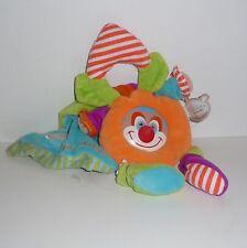 Doudou Clown Doudou et Compagnie - Collectino les Bouilles