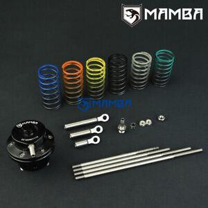 MAMBA Universal Turbo Adjustable Wastegate Actuator w/ 6 x spring + 4 x Rod UK