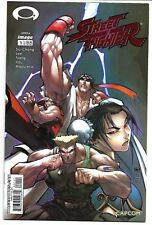 STREET FIGHTER #1 DYNAMIC FORCES EXCLUSIVE RED FOIL EDITION NM- 2003 #1260/2000