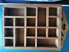 A Pair of Timble shelfs