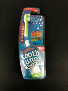 "Turbo Tooth Tunes Battery Powered Toothbrush - Queen ""We Will Rock You """