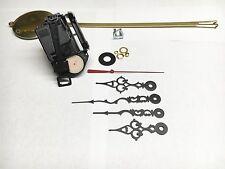 "TAKANE Mini Quartz Battery Clock Movement Pendulum 3/4 "" Shaft fits 3/8"" Dial"